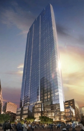 Milllennium Tower Boston (Handel Architects)