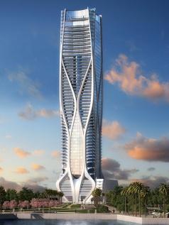 One Thousand Museum (Zaha Hadid Architects)