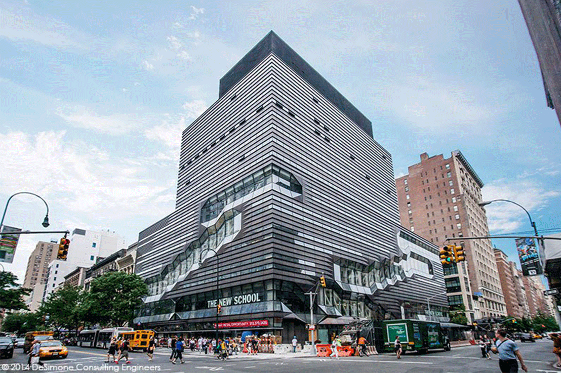 The New School University Center: Structural Challenges andSolutions