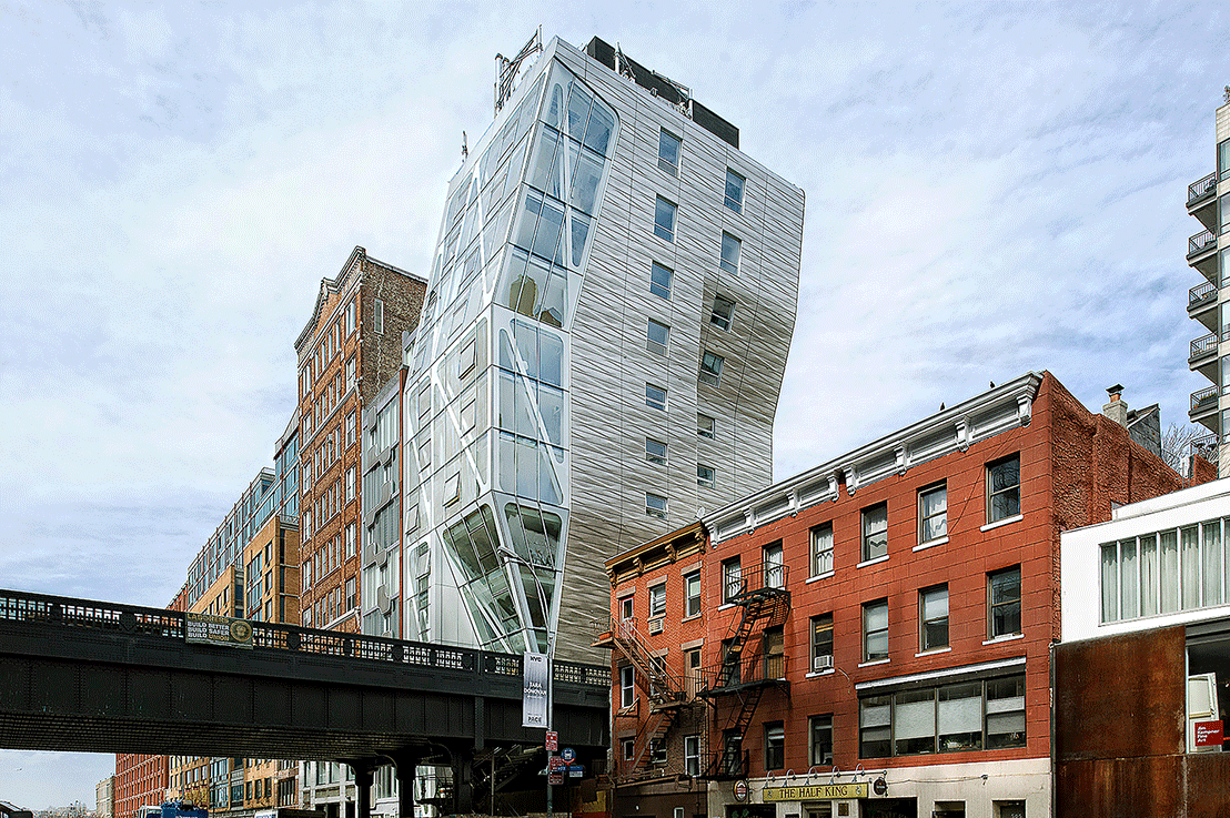 Building on the High Line: The Rise of HL 23