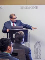 Luis Ramirez, DeSimone Consulting Engineers
